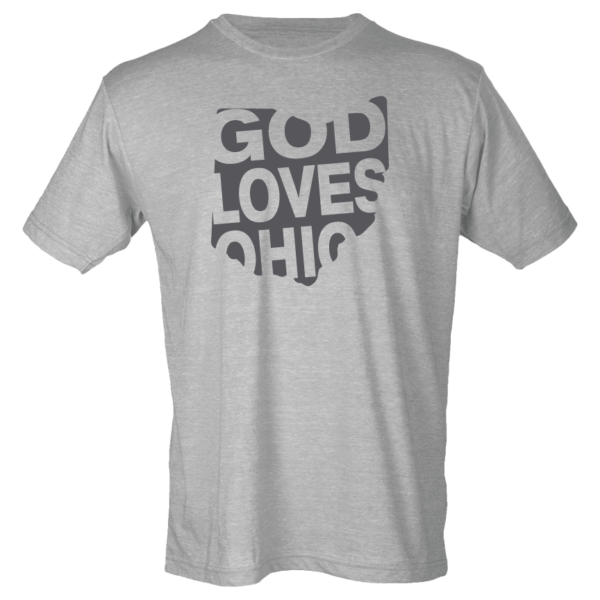God Loves Ohio Tee