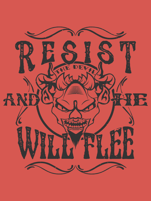 Resist the Devil Shirt