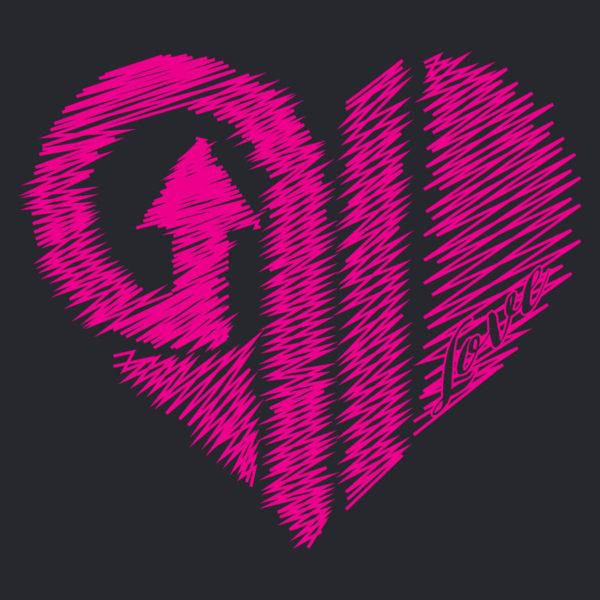 91-Scribble Heart-img